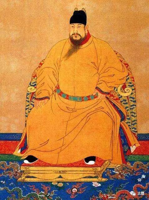 明朝历代皇帝画像 - 挥斥方遒 - 挥斥方遒的博客