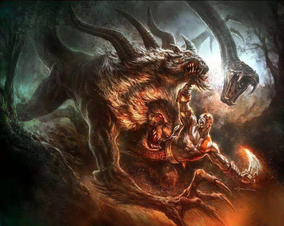 游戏 正文  九头蛇 许德拉;牛头妖 米诺陶;海妖 斯库拉;蛇发女妖