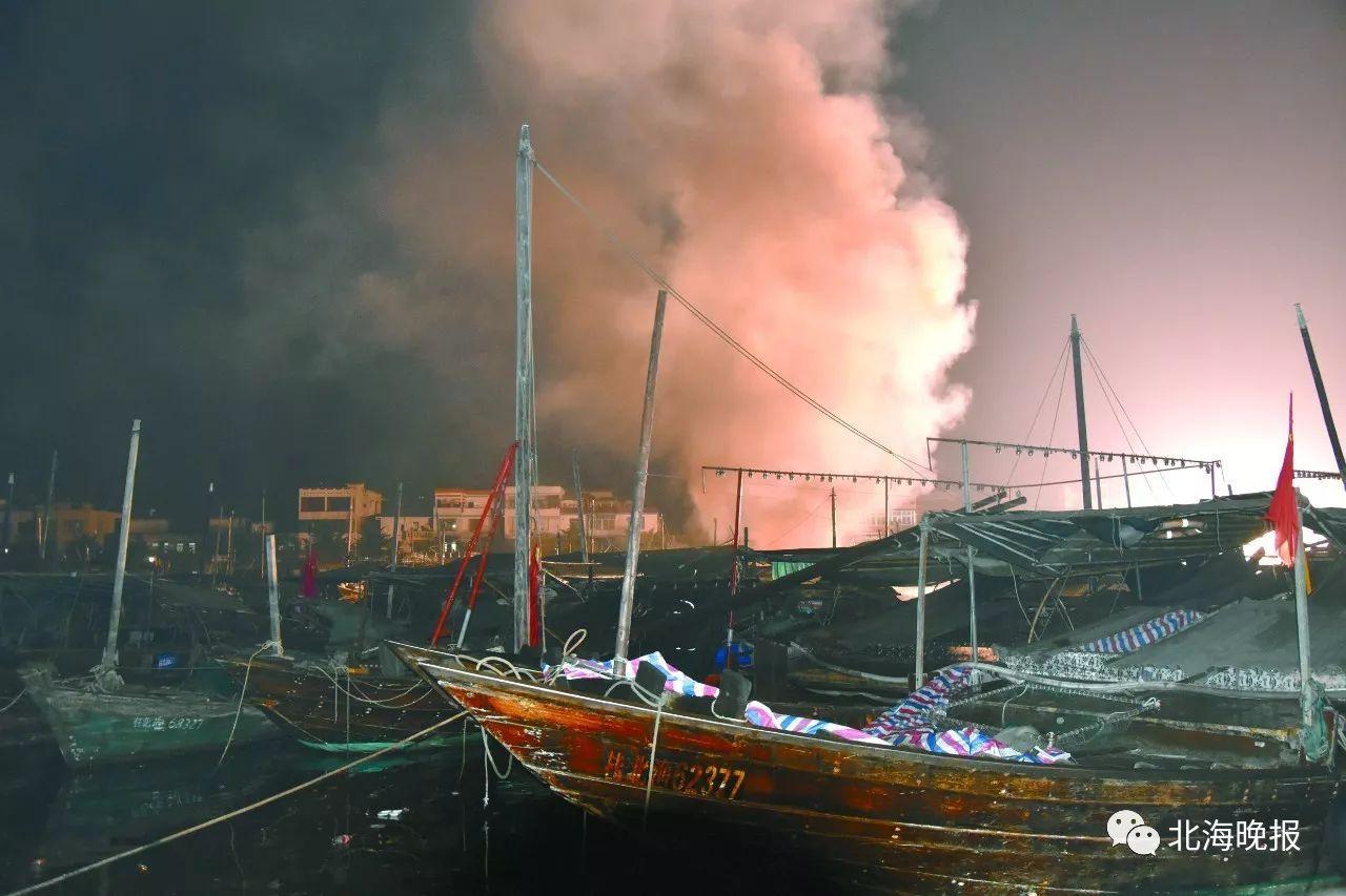 【原创】北海过年(8)电建渔港 - ll三月三 - ll三月三的博客