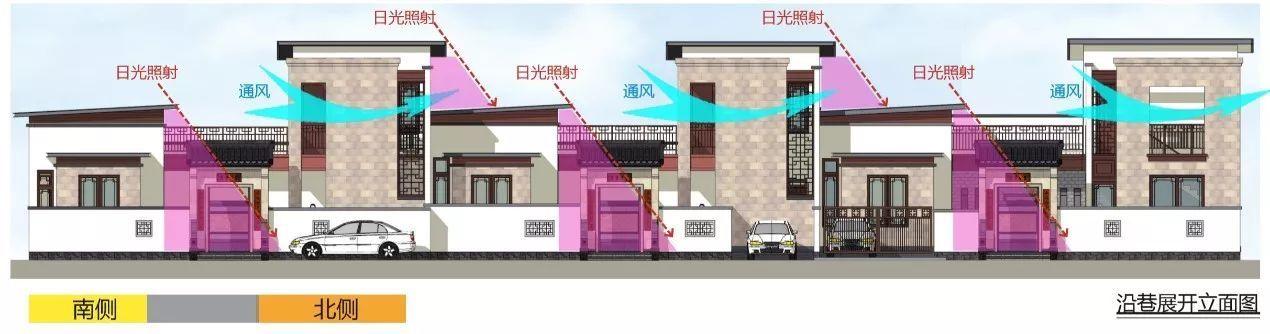 冷巷被誉为岭南传统建筑的精髓,它除了有通风,采光,防火,交通的功能