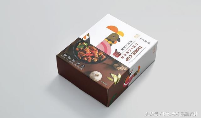 食品调料包包装设计案例:十八养场料理包装设计|包装盒设计
