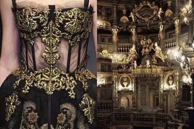 服装作品集该如何提取灵感——建筑19 作者:千叶老师 帖子ID:2566
