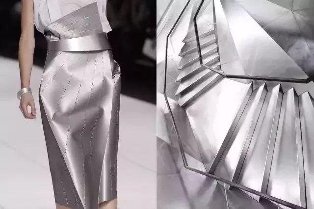 服装作品集该如何提取灵感——建筑90 作者:千叶老师 帖子ID:2566