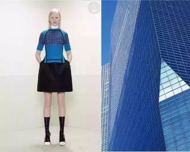 服装作品集该如何提取灵感——建筑79 作者:千叶老师 帖子ID:2566