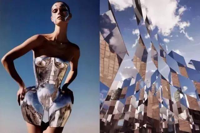 服装作品集该如何提取灵感——建筑7 作者:千叶老师 帖子ID:2566