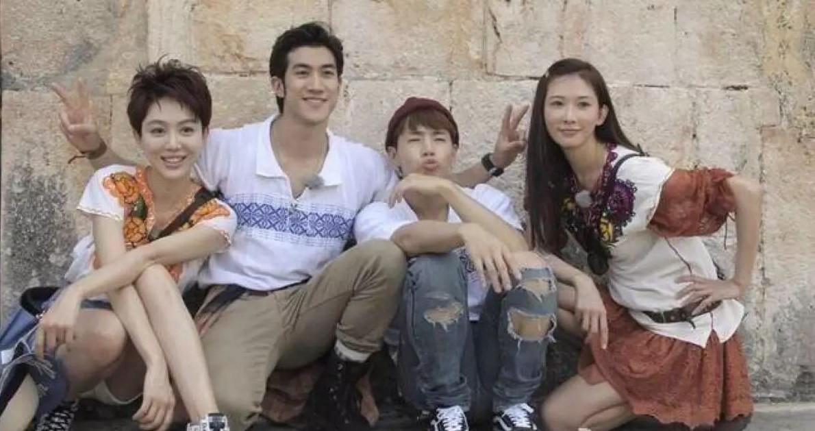 花样姐姐第二季_《花样姐姐》第二季中,刘宪华和姜妍这对\