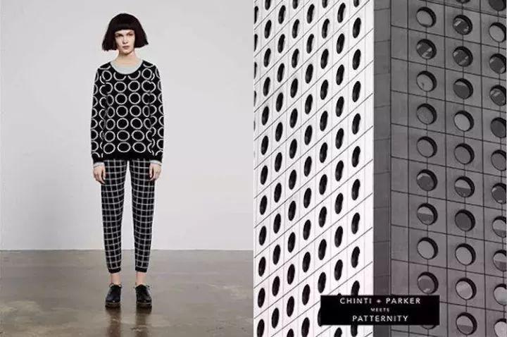 服装作品集该如何提取灵感——建筑0 作者:千叶老师 帖子ID:2566