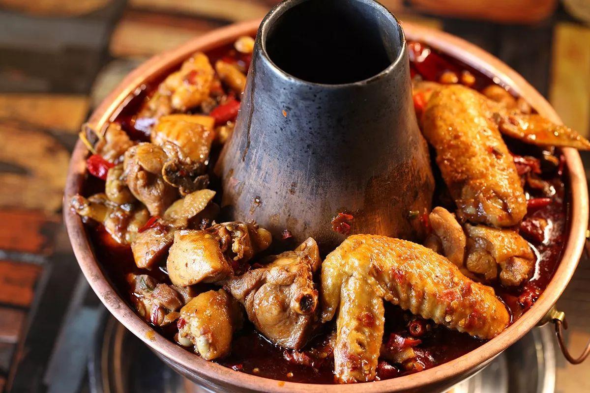 吃一口就上瘾的沧州特色火锅鸡来沈阳了!