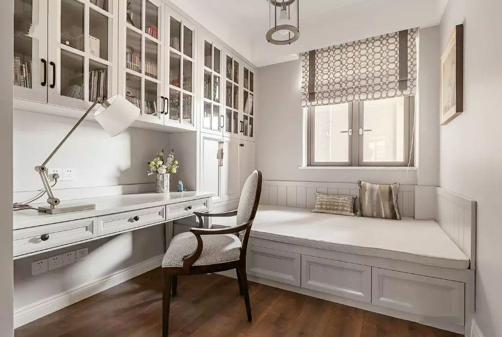 榻榻米床 柜子如何组合设计?