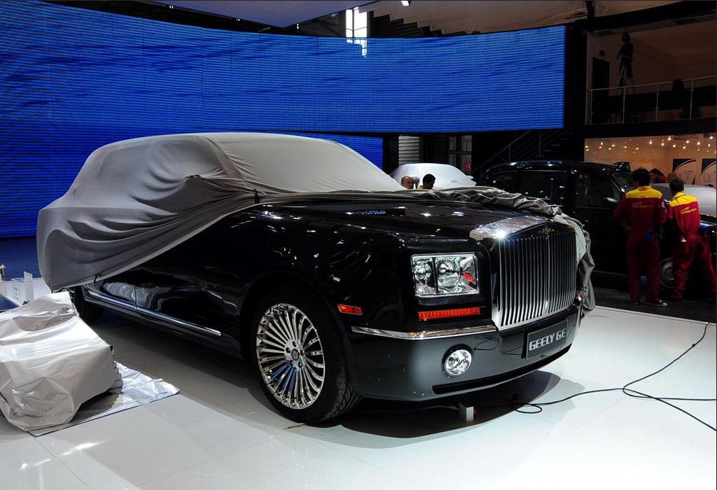 汽车 正文  劳斯莱斯作为一款世界级的名车,深受各位有钱老板的青睐