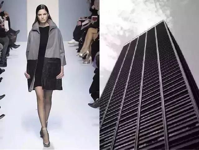 服装作品集该如何提取灵感——建筑24 作者:千叶老师 帖子ID:2566