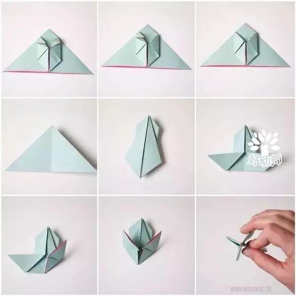 12 种生肖动物折纸教程,新年手工就要这样玩!