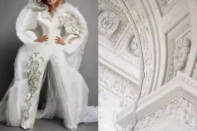 服装作品集该如何提取灵感——建筑34 作者:千叶老师 帖子ID:2566