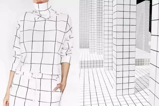 服装作品集该如何提取灵感——建筑36 作者:千叶老师 帖子ID:2566