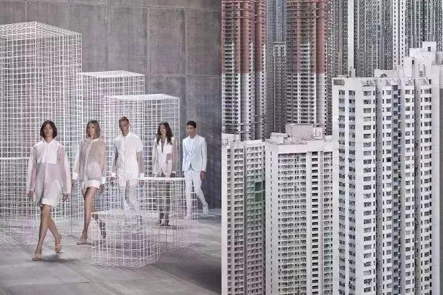 服装作品集该如何提取灵感——建筑44 作者:千叶老师 帖子ID:2566