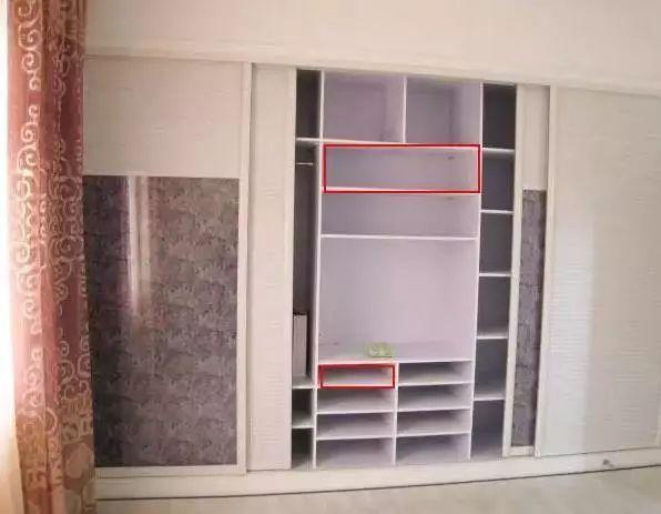 致德润业主|衣柜内部这样设计,你家还能多放200件衣服