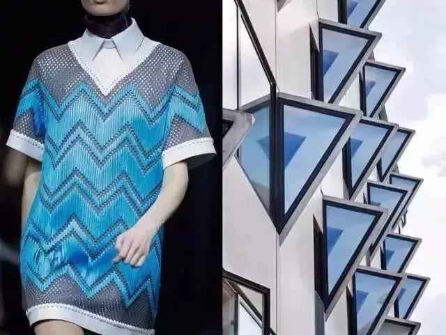 服装作品集该如何提取灵感——建筑73 作者:千叶老师 帖子ID:2566