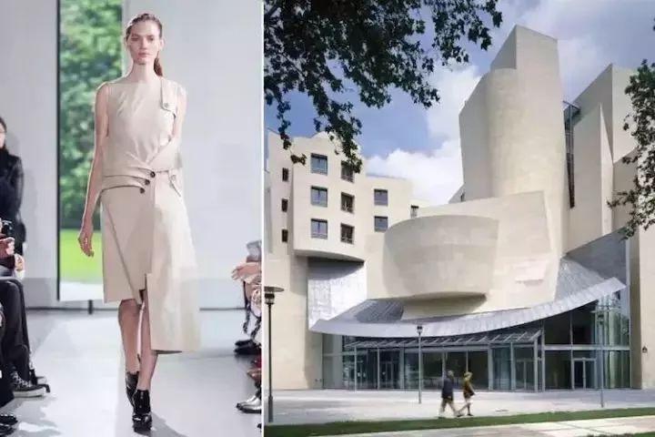 服装作品集该如何提取灵感——建筑41 作者:千叶老师 帖子ID:2566