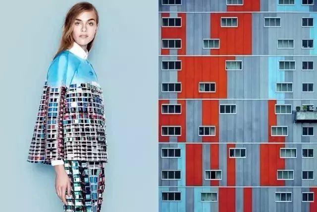 服装作品集该如何提取灵感——建筑18 作者:千叶老师 帖子ID:2566