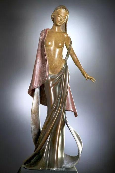 人体艺术 雕塑家Marie Paule 作品大赏