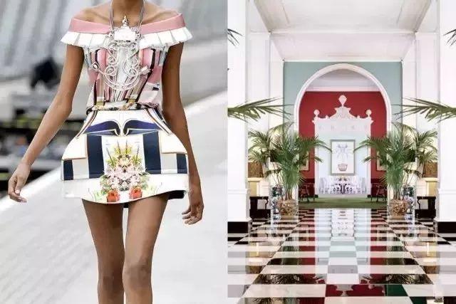 服装作品集该如何提取灵感——建筑53 作者:千叶老师 帖子ID:2566