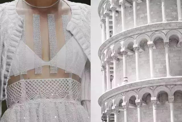 服装作品集该如何提取灵感——建筑57 作者:千叶老师 帖子ID:2566