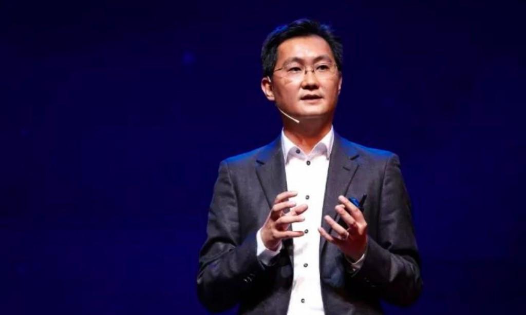 亚洲首富!马化腾身家突破500亿美元:身家超马云刘强东
