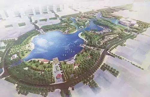 阜阳颖东新城区规划图