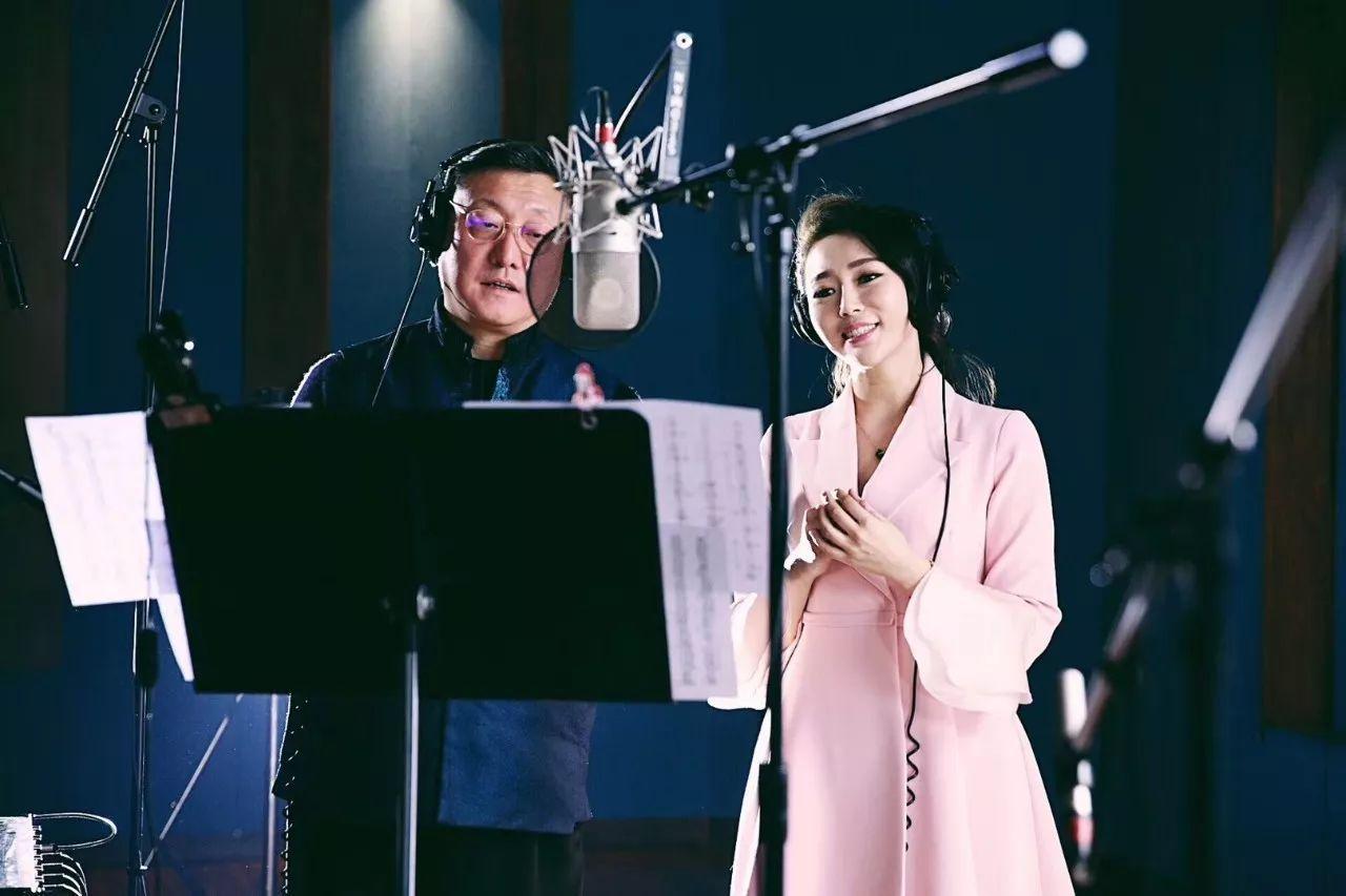 试听i韩磊&刘桐 经典再唱《不忘初心》 温暖动听新作即将推出