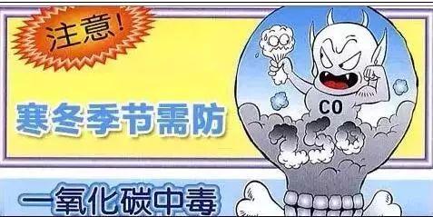 @旬阳人!冬季预防一氧化碳中毒,这些你一定要知道!__