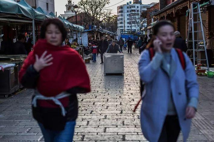 200多摊位临时拆除了 昆明景星街将变身特色步行街