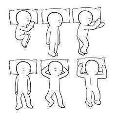 但是对于一些特殊疾病的患者,睡觉姿势对疾病却会有一定影响,侧重一图片