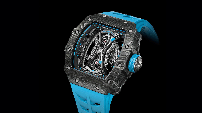 我在日内瓦见识了春宫表,还有手表界的冈本0.01...