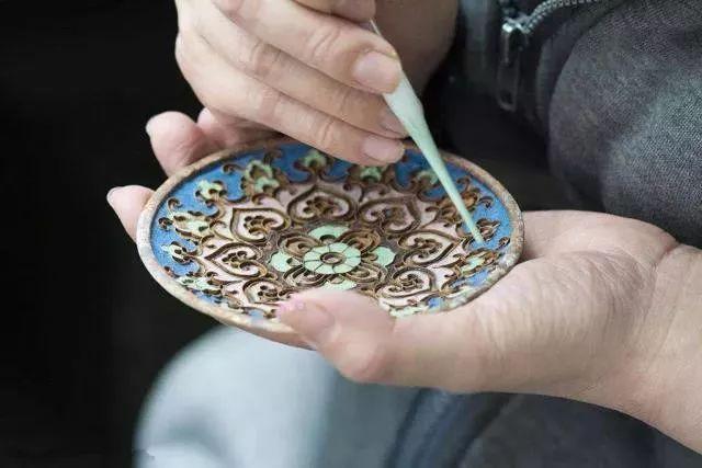 景泰蓝是哪里的工艺,景泰蓝大师有哪些,景泰蓝是什么地方工艺,珐琅彩工艺,景泰蓝工艺,珐琅彩,景泰蓝,