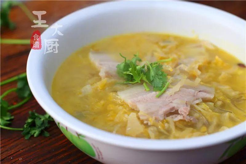 非【白肉】东北家常菜:典型家常汆美食_搜狐酸菜筋饼美食天下图片
