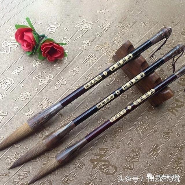 初学书法怎样挑选毛笔,你真的知道吗?