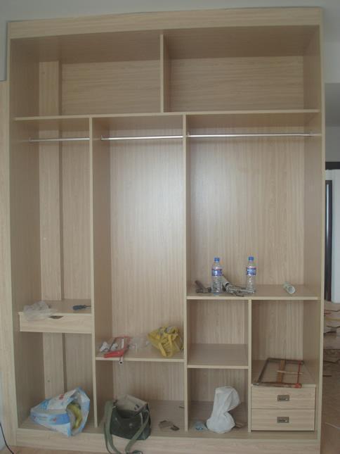 2米6衣柜内部设计图