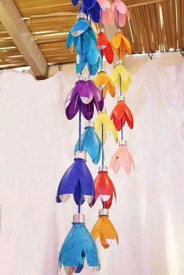幼儿园手工吊饰,出色的创意,精彩的设计!图片
