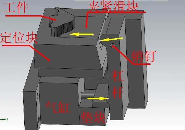 目前有螺丝锁的和虎钳锁的都可以,所以仿形问题不大 .图片