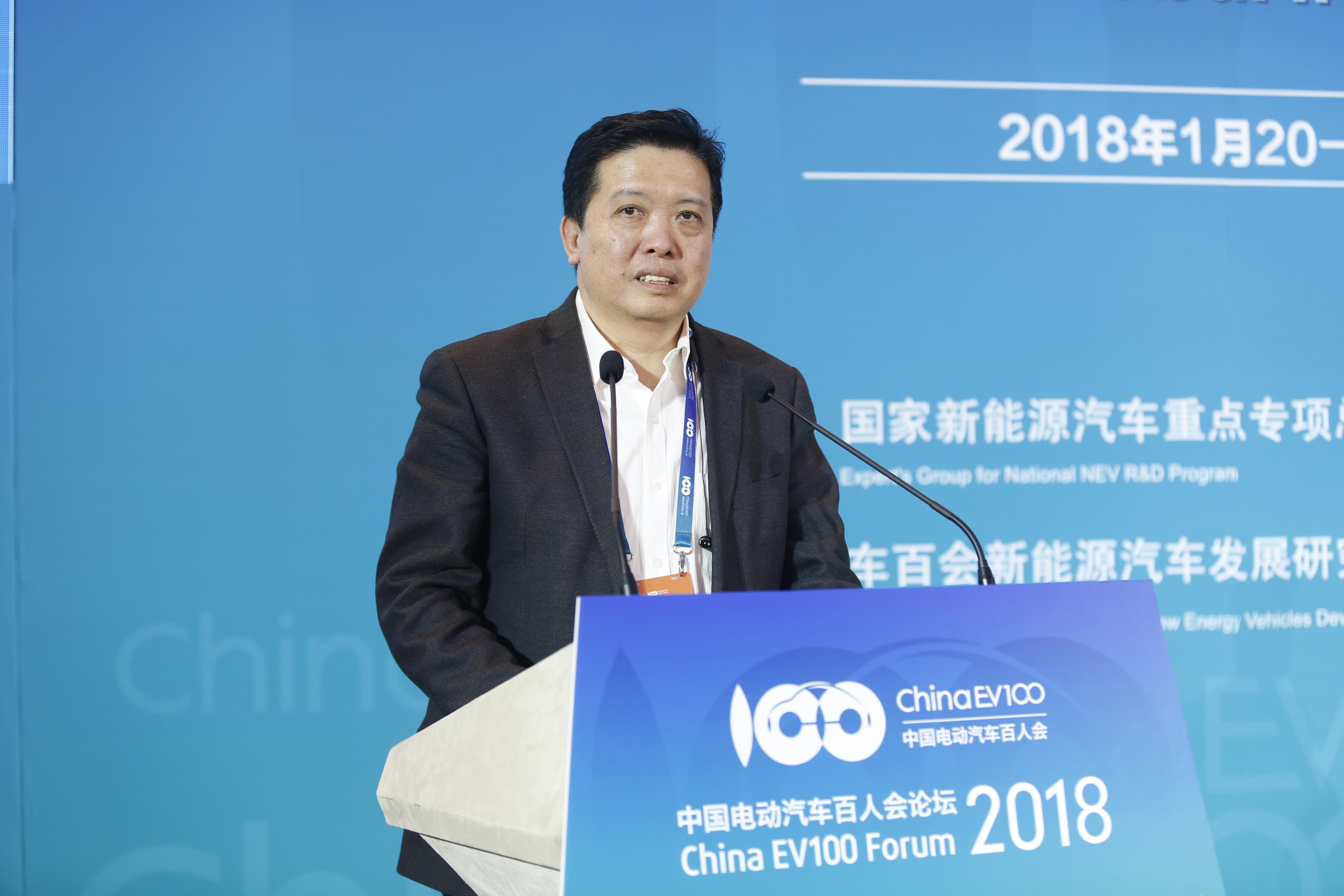 王映民:大唐LTE-V助力智能网联汽车的发展