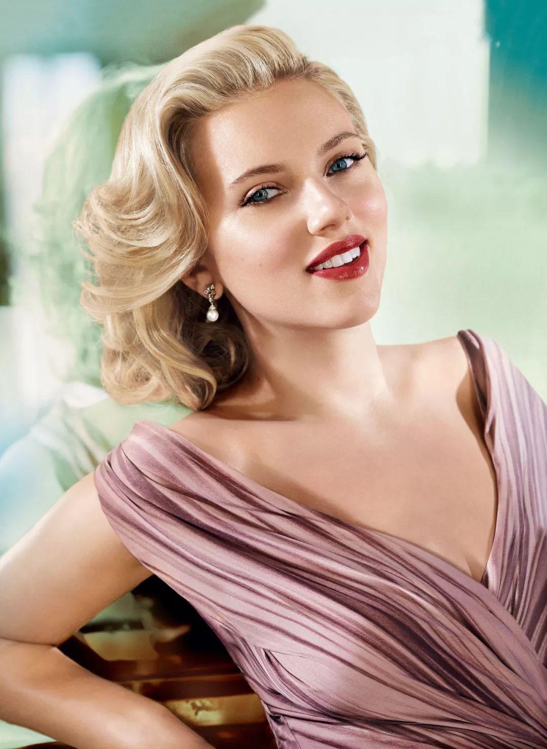 片酬2亿出演《黑寡妇》,Scarlett 的短发到底有多值钱