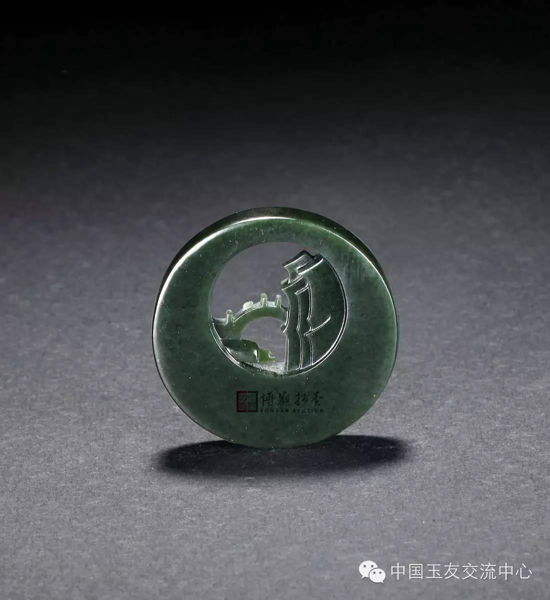 中国玉石雕刻大师杨曦作品欣赏