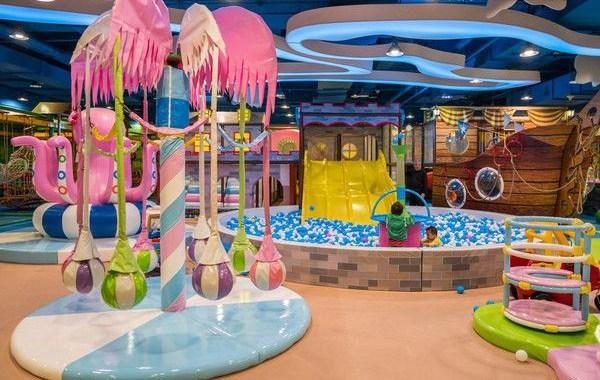 儿童游乐设备吸引游客应该做好哪些事项