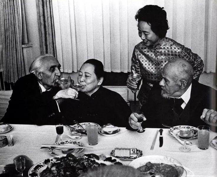 马海德与宋庆龄:半个世纪的友谊