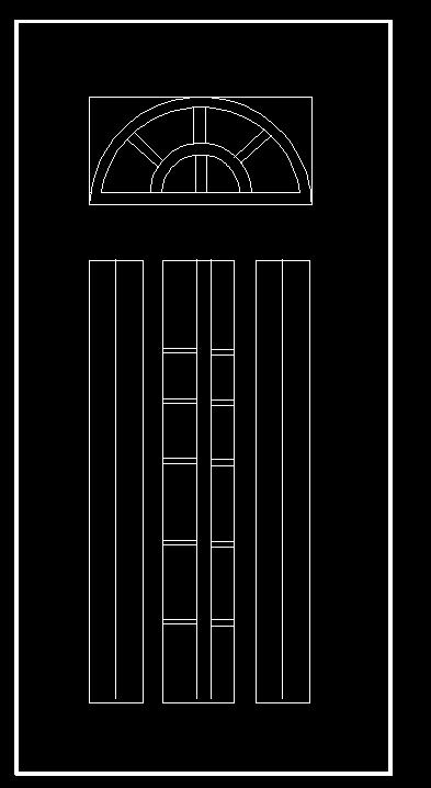 房子平面图cad模板