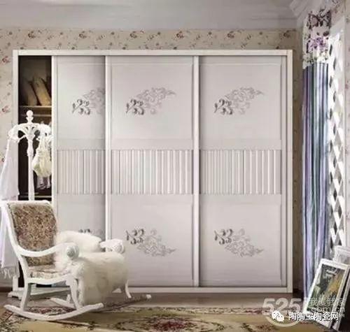 衣柜折叠门配件安装方法图