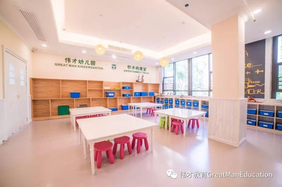 孩子们,跟着这所国际化高端幼儿园去看世界吧