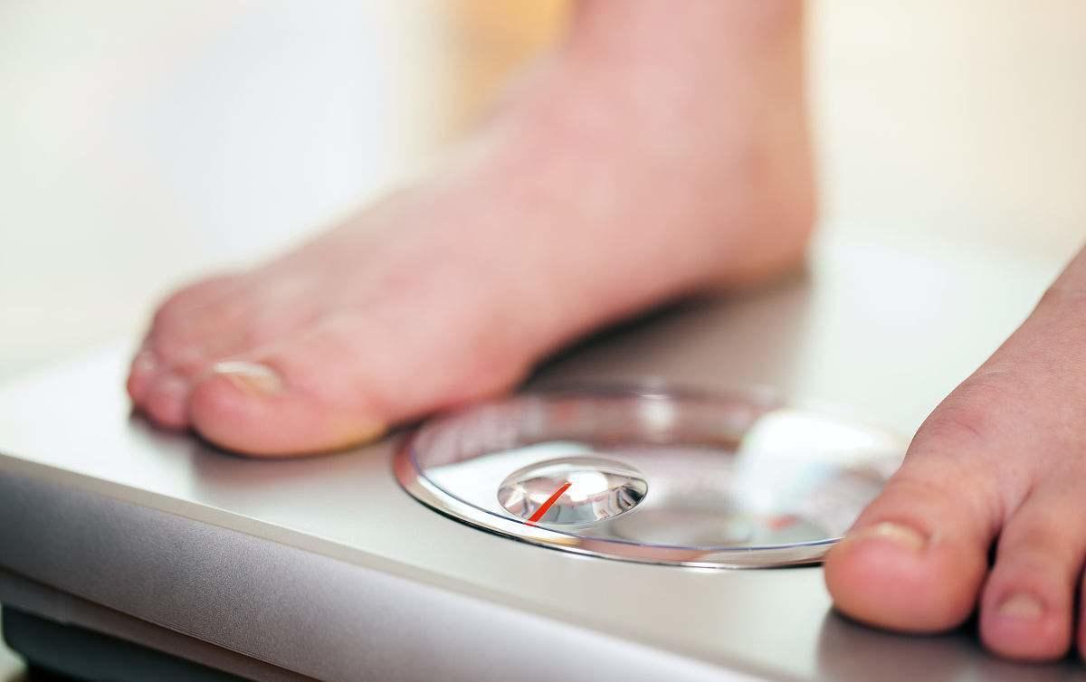 减肥还在看体重 有时体重增加了,可能是好事