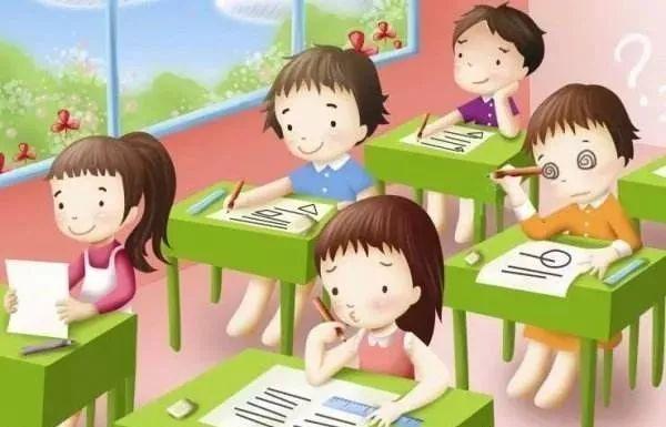 小学生_小学生期末考试前的心理调节