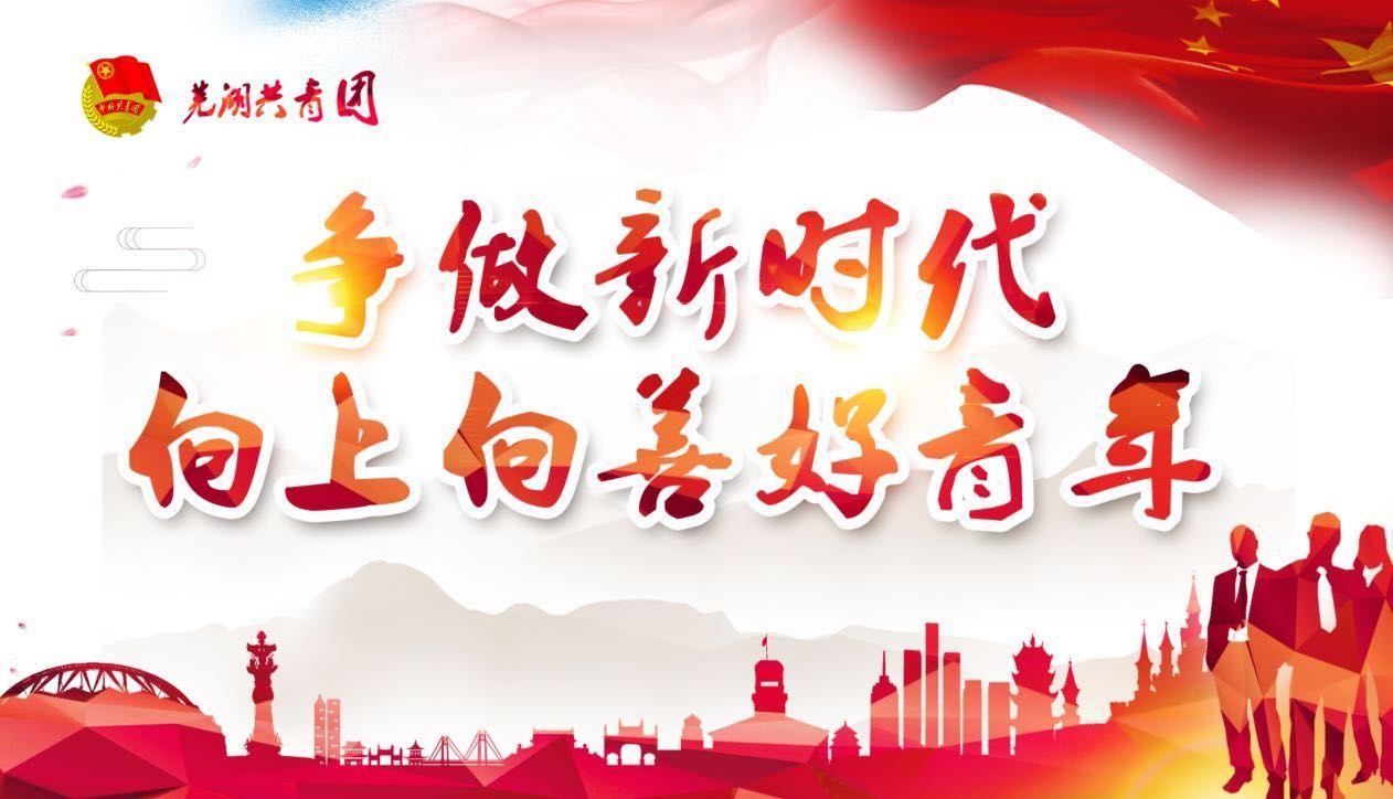 近日 芜湖团市委在全市广大青年中开展